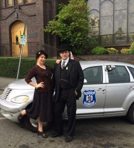 Costuming In Seattle _Tootsie & The Federale