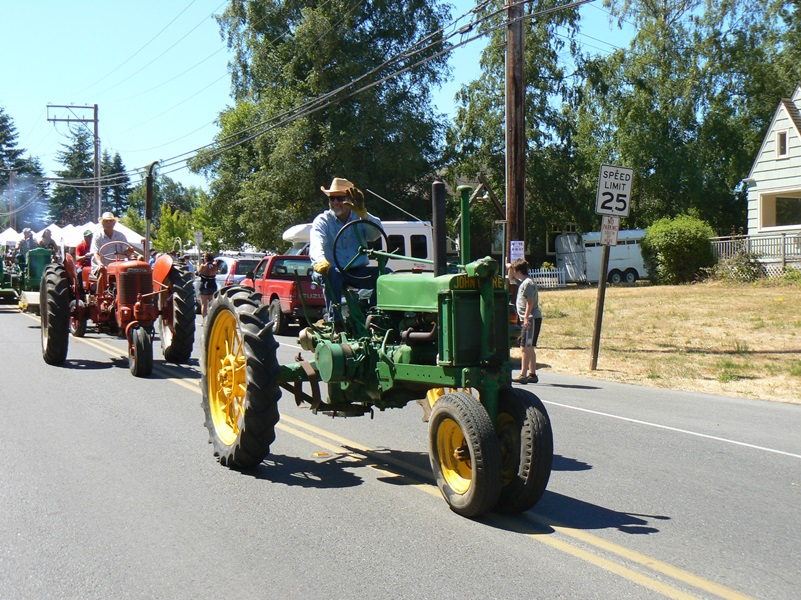 Vashon's Vintage Farm Equipment