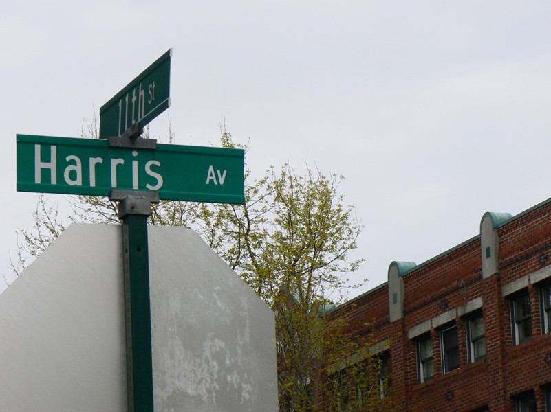 """Harris Avenue"" Fairhaven, WA"